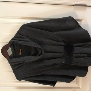 Tops - Cotton top with black belt